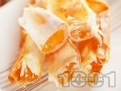 Рецепта Пухкава баница с локум и фини кори